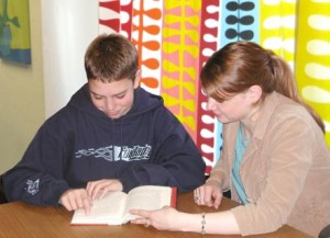 reading comprehension tutor
